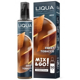 LIQUA MIX & GO SWEET TOBACCO - 50 ml